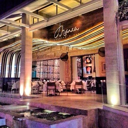 Casa Mobel Hotelería Marea Restaurante